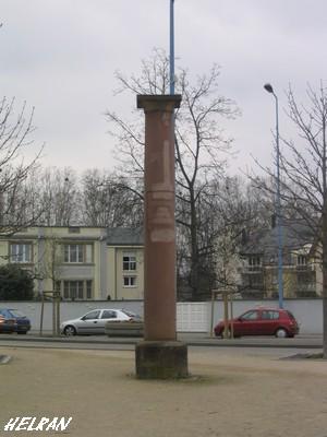 colonne illkirch